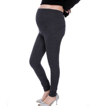Load image into Gallery viewer, New Cotton Fashion Pregnancy Women Maternity Leggings Adjustable Stretch Thin Leggings Full Ankle Length Skinny Trousers Pants - shopbabyitems