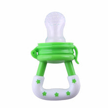 Load image into Gallery viewer, 3PCS/set Silicone Baby Feeder Feeding Fresh Milk Shake Food Fruit Juice Safe Supplies Three Size Random - shopbabyitems