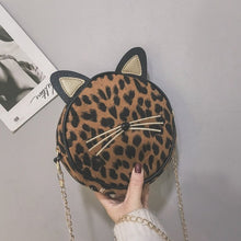 Load image into Gallery viewer, Chic leopard print small bag - shopbabyitems