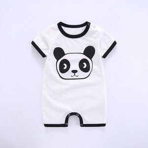 Short Sleeved Newborn/toddler Romper For Boys Baby Clothes - shopbabyitems