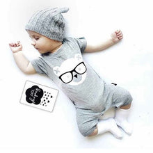 Load image into Gallery viewer, Short Sleeved Newborn/toddler Romper For Boys Baby Clothes - shopbabyitems