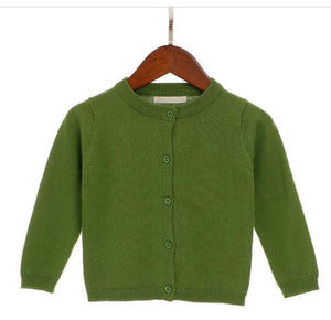 Knitted Cardigan Sweater Newborn Outerwear Sweaters - shopbabyitems