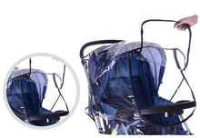 Load image into Gallery viewer, Brand New Baby Stroller Raincover - shopbabyitems