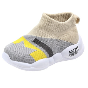 Shoes Fashion Toddler Infant Kids Baby Girls Boys Mesh Soft Sole Sport Shoes Sneakers Anti-slip baby shoes - shopbabyitems