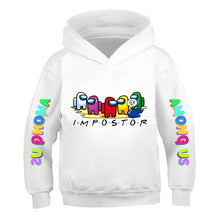 Load image into Gallery viewer, Among Us Hoodie Kids Size Boys&Girls Long Sleeve Hooded Sweatshirts Children - shopbabyitems