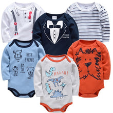 Load image into Gallery viewer, Body bebe Cartoon Printed 0-24 months Newborn Infant Outwear - shopbabyitems