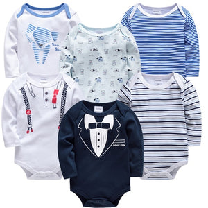 Body bebe Cartoon Printed 0-24 months Newborn Infant Outwear - shopbabyitems