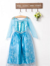 Load image into Gallery viewer, Children Girl Snow White Dress for Girls Prom Princess Dress Kids Baby Gifts Intant Party - shopbabyitems