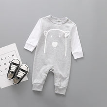 Load image into Gallery viewer, Cute animals Spring Baby romper newborn baby clothes - shopbabyitems