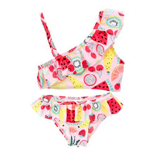 Load image into Gallery viewer, Toddler Infant Baby Girls Swimwear Watermelon Swimsuit - shopbabyitems