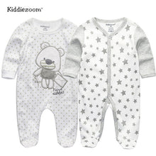 Load image into Gallery viewer, Full Sleeve cotton infantis baby clothing romper cartoon - shopbabyitems