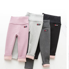 Load image into Gallery viewer, winter New pants cotton Children pant kids students clothes  3-8year 110-140cm - shopbabyitems