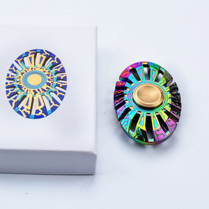 Hand spinner Changeable Kirsite cool Butterfly fish fidget spinner toys EDC sensory for kids adults anti stress - shopbabyitems