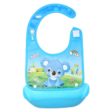 Load image into Gallery viewer, Waterproof silicone children's dinner pocket - shopbabyitems
