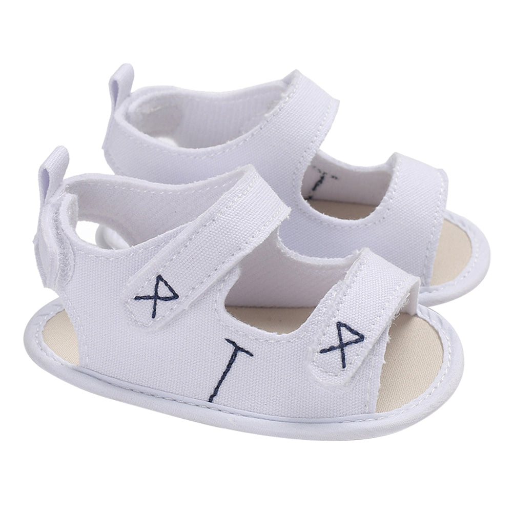 Casual Toddler Baby Boy Girl Shoes Soft Sole Anti-Slip Lace Up Crib Prewalker - shopbabyitems