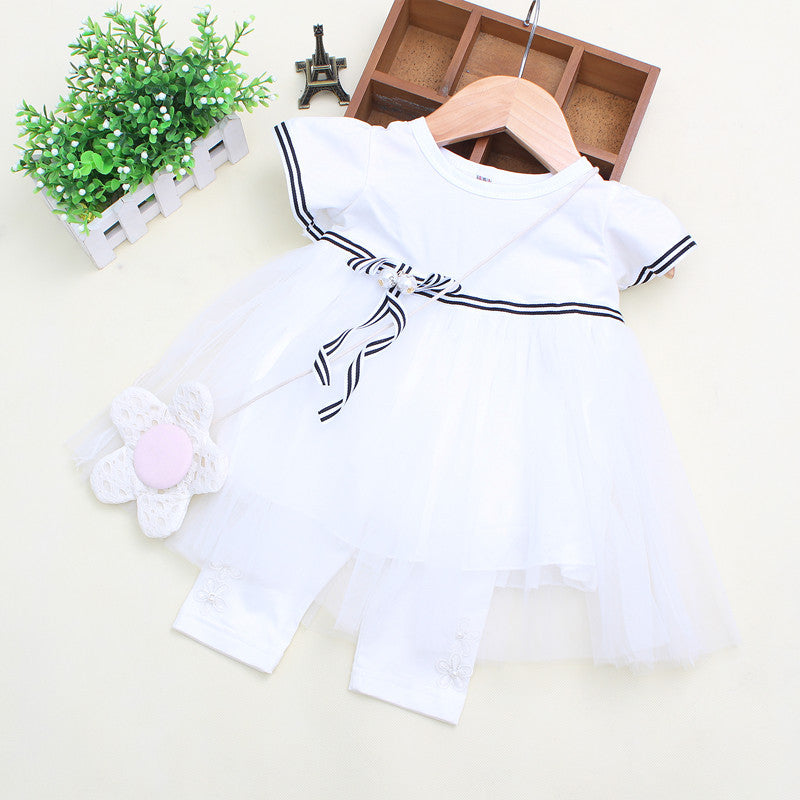 children's skirt, Korean version, baby girl, princess skirt, - shopbabyitems