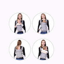 Load image into Gallery viewer, Four Position 360 Baby Carrier Multifunction Breathable Infant Carrier - shopbabyitems