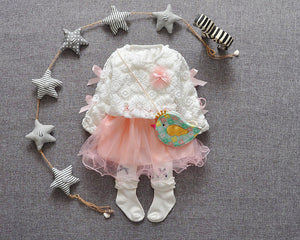 A fall of 2020 children on behalf of the explosion of baby girls dress princess dress baby clothing. - shopbabyitems