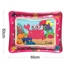 Load image into Gallery viewer, 36 Designs Baby Kids Water Play Mat Inflatable PVC Infant Tummy Time Playmat - shopbabyitems