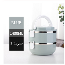 Load image into Gallery viewer, Sealed heat-resistant baby insulated lunch box - shopbabyitems