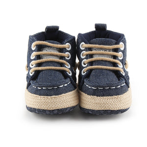 Jacket jeans Jobon, fashionable baby shoes, baby shoes, toddler shoes - shopbabyitems