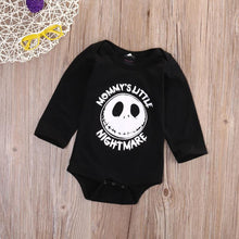Load image into Gallery viewer, Newborn Infant Baby Boys Girls Long Sleeve Romper Jumpsuit Halloween Outfit - shopbabyitems