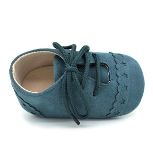 spring and autumn lace leisure, 0-1 year old baby toddler shoes - shopbabyitems