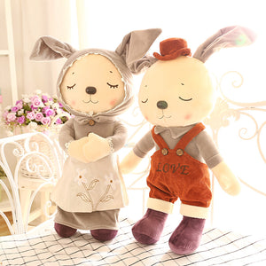 plush toy companion rabbit creative doll - shopbabyitems