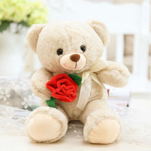 Load image into Gallery viewer, Rose plush toy bear doll NEW Valentine's Day gift - shopbabyitems