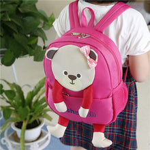 Load image into Gallery viewer, Preschool children's schoolbag kindergarten baby bag cartoon cute bear shoulder bag - shopbabyitems