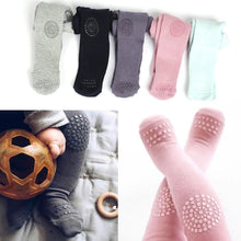 Load image into Gallery viewer, Baby Girl Toddler Kid Warm Comfortable Cotton Tights Pantyhose Socks Pants Gift - shopbabyitems