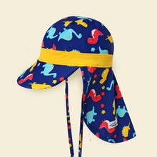 Load image into Gallery viewer, Baby Swim Hat Sun Hat Children Photography Prop reef - shopbabyitems