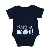 Load image into Gallery viewer, Love You To The Moon And Back Summer Baby Boy Girl Romper Newborn Infant Clothes - shopbabyitems