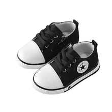 Load image into Gallery viewer, Leisure Soft Sole Anti-Slip Infant Baby Canvas Shoes Toddler Sports Sneakers - shopbabyitems