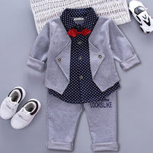 Load image into Gallery viewer, Children Clothing Sets Autumn Sport Suit Baby Boys Clothes - shopbabyitems