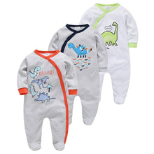 Load image into Gallery viewer, 5pcs Pyjamas Newborn Girl Boy Pijamas bebe fille Cotton Breathable Soft ropa bebe Newborn Sleepers Baby Pjiamas - shopbabyitems