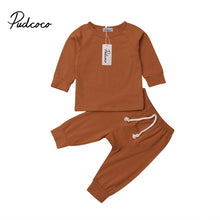 Load image into Gallery viewer, Sleepwear Nightwear Outfit for Newborn Infant Children Cloth Kid Clothing - shopbabyitems