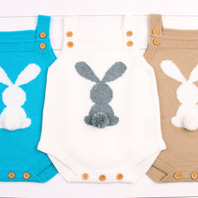 Load image into Gallery viewer, Lovely Newborn Infant Baby Rabbit Print Sleeveless Romper Jumpsuit Suspenders - shopbabyitems