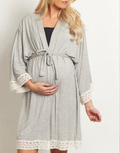 Load image into Gallery viewer, Pure color maternity dress - shopbabyitems