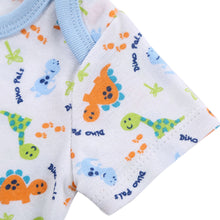 Load image into Gallery viewer, Newborn Baby Infants Summer Cartoon Dinosaur Printing Romper Jumpsuit Clothes - shopbabyitems