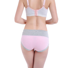 Load image into Gallery viewer, High Waist Pregnant Women Maternity Seamless Cotton Underpants Briefs Underwear - shopbabyitems
