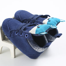 Load image into Gallery viewer, Toddler Baby Boys Girls Cute Fox Cat Animal Soft Sole Prewalkers Sneakers Shoes - shopbabyitems