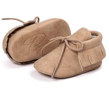 Load image into Gallery viewer, Leather Soft Baby Shoes - shopbabyitems