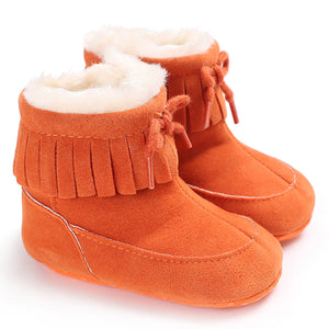 Toddler Baby Boys Girls Cute Fox Cat Animal Soft Sole Prewalkers Sneakers Shoes - shopbabyitems