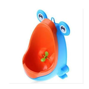 Arrival Baby Boy Potty Toilet Training Frog Children Stand Vertical Urinal Boys Penico Pee Infant Toddler Wall-Mounted - shopbabyitems
