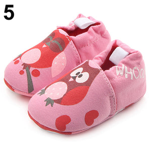 Baby Flag Skull Head Elephant Beetles Eagle Letters Soft Warm Prewalker Shoes - shopbabyitems