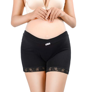 Seamless Pregnant Women Panties Low Rise U-Shaped Maternity Underwear Briefs - shopbabyitems