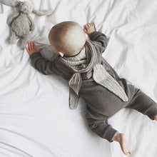 Load image into Gallery viewer, Infant Newborn Baby Girl Boy Cute Rabbit 3D Ear Romper Jumpsuit Bodysuit Clothes - shopbabyitems