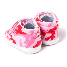 Load image into Gallery viewer, Fashion Toddler Baby Boy Girl Camouflage Soft Sole Casual Shoes Prewalker Crib - shopbabyitems