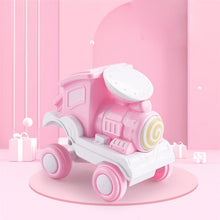 Load image into Gallery viewer, Children Cartoon Stunt Train Inertia Car Toy Vehicles Stunt Rolling Car Model - shopbabyitems